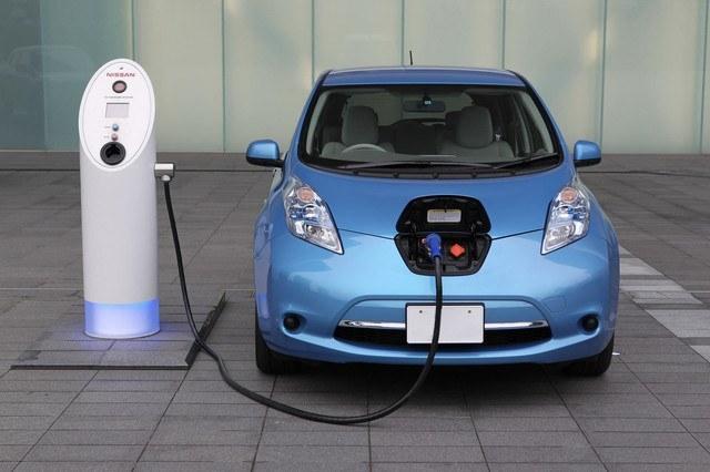 В Украине растет количество электромобилей